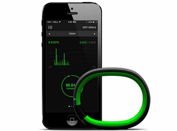 Razer Nabu Smartband – умные часы для спорта. Источник фото: bgr.in
