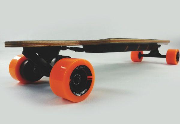 Электроскейт E-Go Cruiser: компактность и скорость в одной модели
