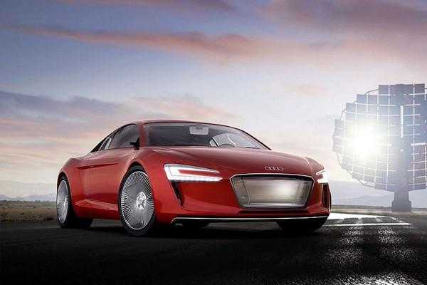 Audi e-tron – спорткар будущего от Audi. Источник фото: jeweell.com