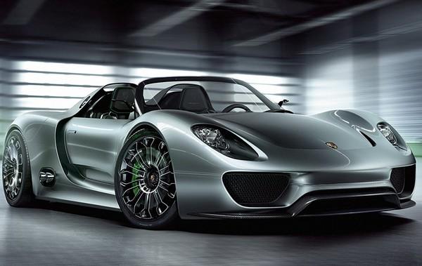 Porsche 918 – самый дорогой в мире гибридный спорткар. Источник фото: uncrate.com