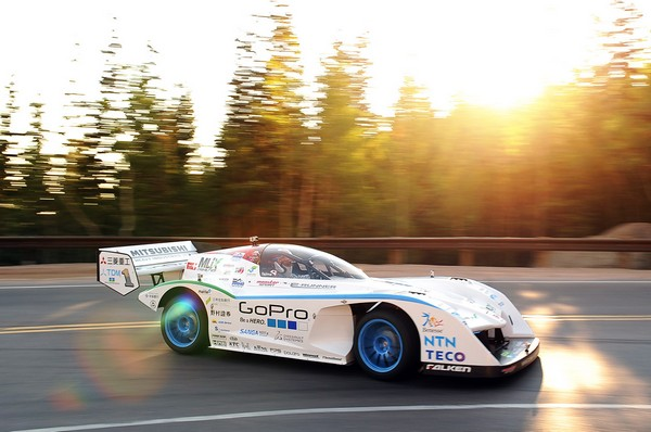 Monster Sport E-RUNNER – гоночный спринтер от Mitsubishi. Источник фото: bolido.com