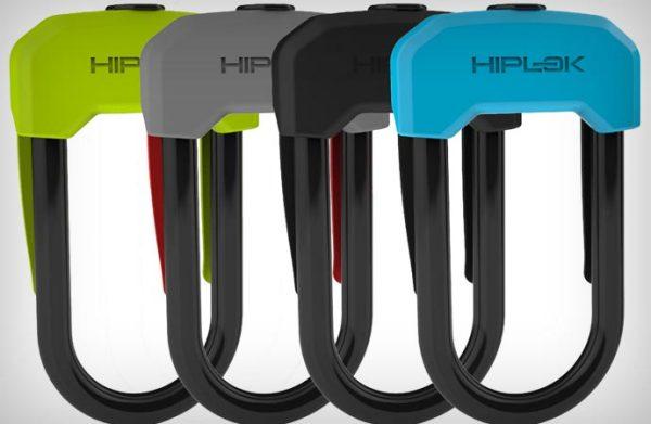 Цветовые варианты Hiplok D.