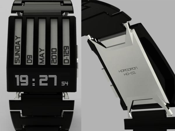 Концепт Horodron HD-01