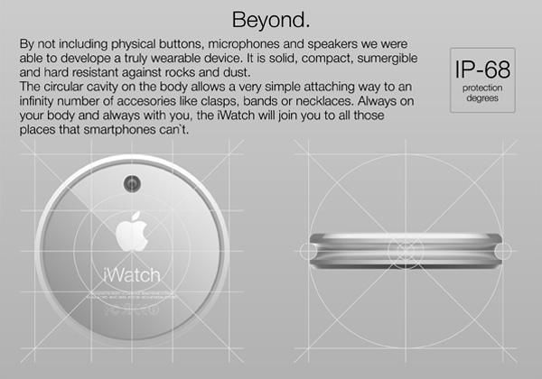 Концепт iWatch7