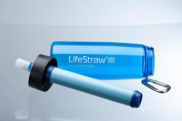LifeStraw GO - бутылка и сменный фильтр.