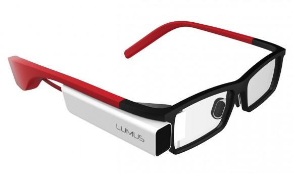 Очки дополненной реальности Lumus