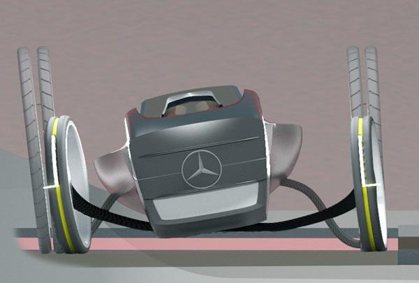 Динамичная ходовая часть позволяет быстро и аккуратно проходить повороты