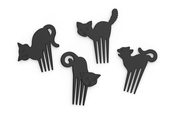 Кошачий набор для небольших угощений.