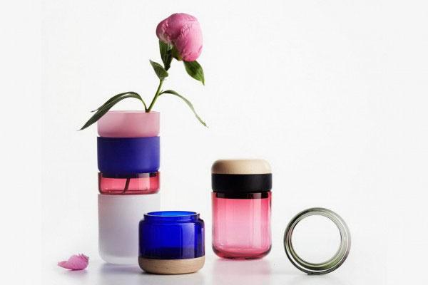 Цветочные вазы для настоящих эстетов.