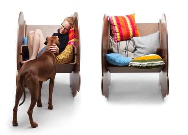 Кресла-качалки для дома и общественных мест.