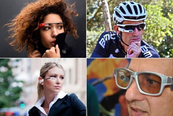Очки-гаджеты для современных очкариков