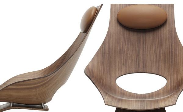 Стул Dream Chair из фанеры