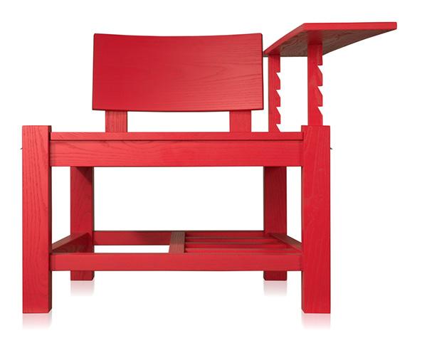 Оригинальный стул от The Cookie Bros.
