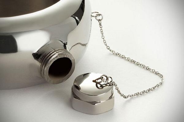 Оригинальная фляга Cynthia Rowley Flask Bracelet.
