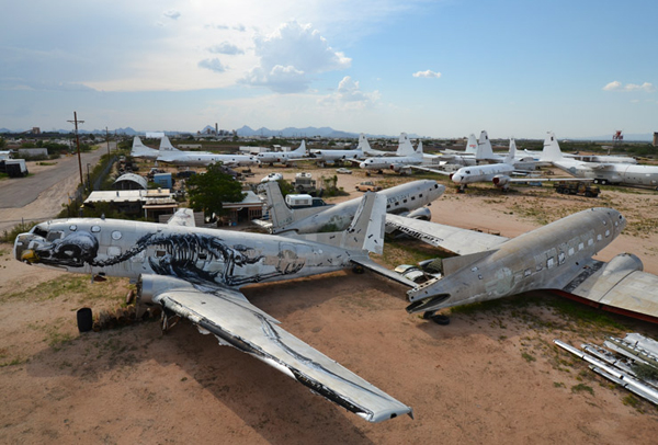 База ВВС, Аризона