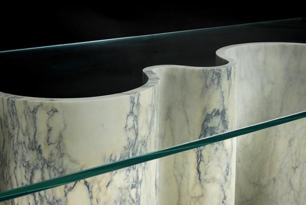 Волнистый стол  «Tavolo Onda»