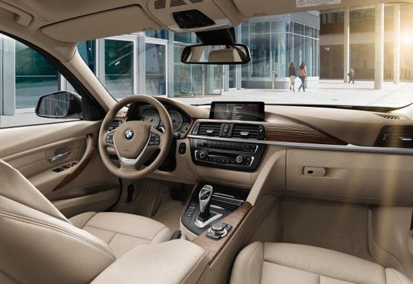 Салон BMW 3-Series 328d