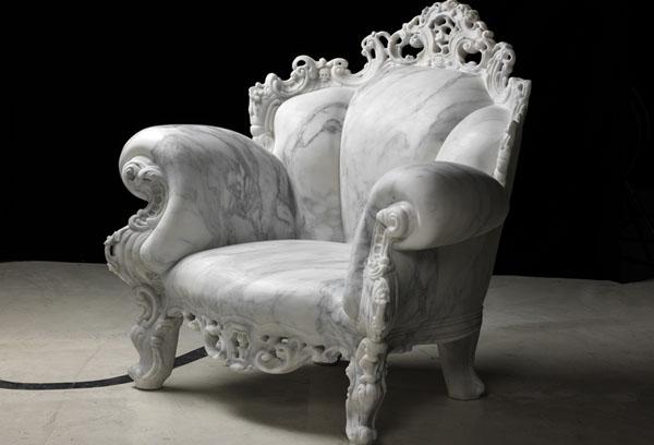 Кресло Poltrona di Proust от Алессандро Мендини