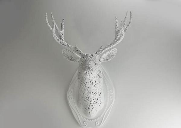 Олень из коллекции Animal Lace.