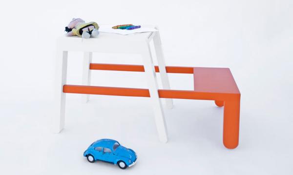 Сочетание элементов, позволяющее организовать творческое пространство для ребенка.