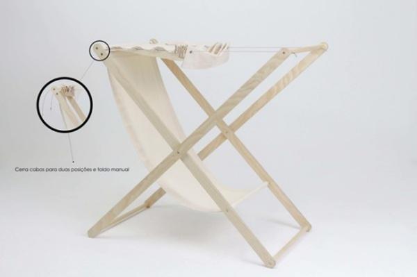 Double X Chair - кресло, создающее уют.