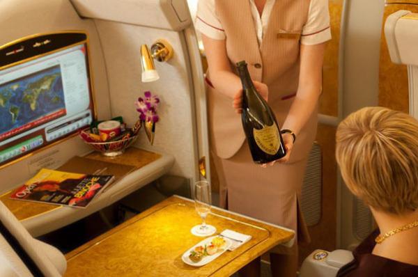 10 авиакомпаний, предлагающих роскошный первоклассный перелёт