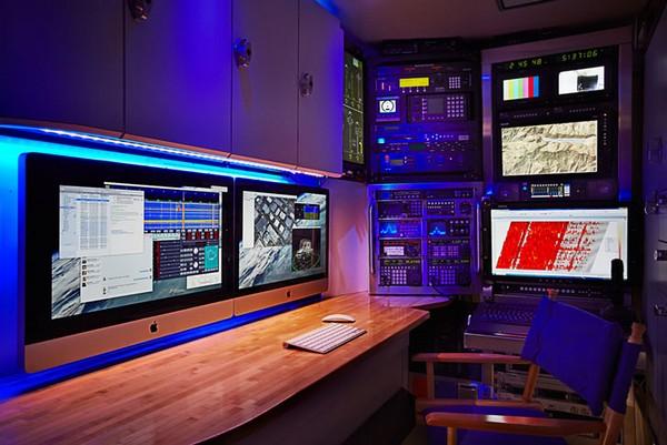 KiraVan – инновационный дом на колесах для путешествий по миру. Источник фото: wired.com