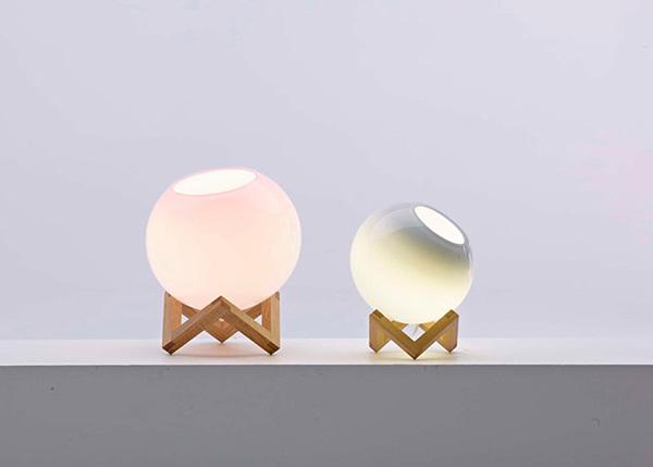 Светильники от Note Design Studio.