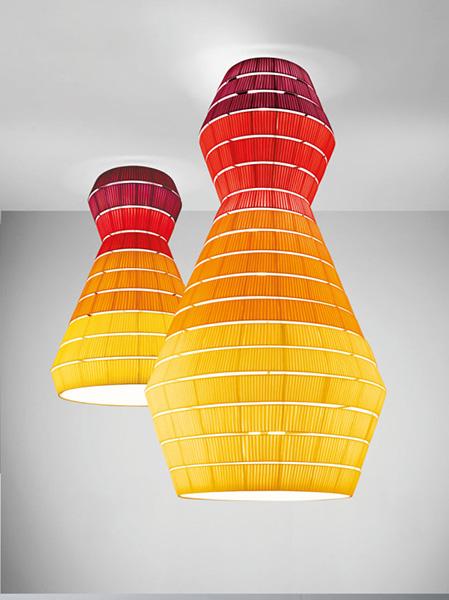 Яркие светильники для бренда AXO.