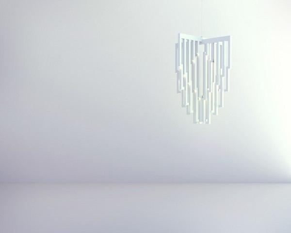 Оригинальный светильник Optimus.