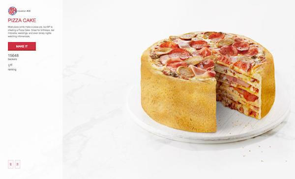 Оригинальные приспособления для любителей пиццы.