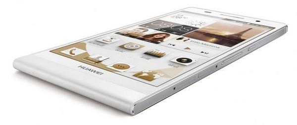 Мобильный телефон Huawei Ascend P6. Источник фото: huawei.com