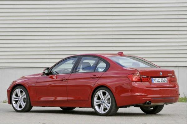 BMW 3-Series 328d