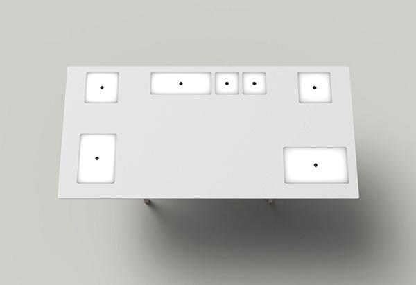 Оригинальный письменный стол от Tobias Lugmeier.