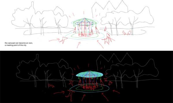 Образовательный объект, наглядно демонстрирующий использование альтернативных источников энергии.