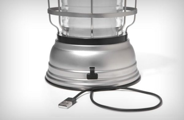 The Forest Lantern - фонарь подзаряжаемый от USB.