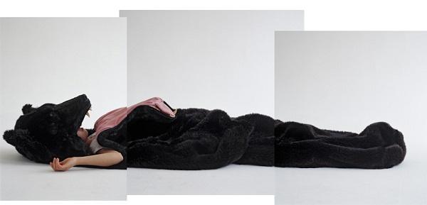 Спальный мешок против отстрела животных.