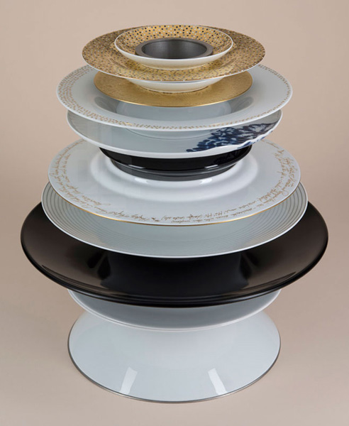 Оригинальные вазы для Rosenthal Studio-line.