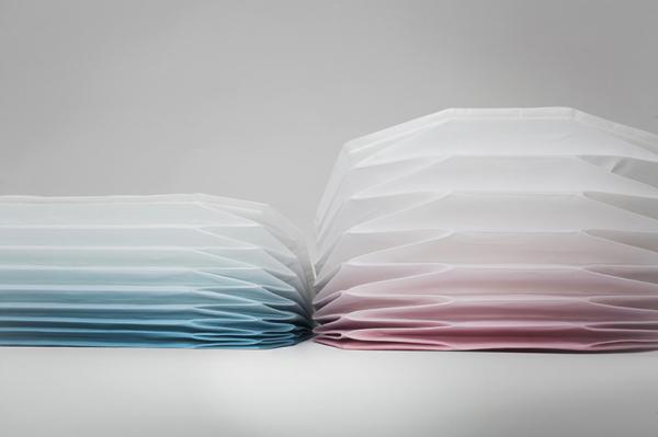 Надувные подушки от Bina Baitel Studio.