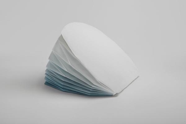 Веерообразная подушка.