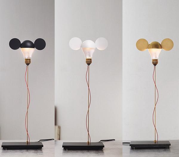 Коллекция светильников Ingo Maurer.