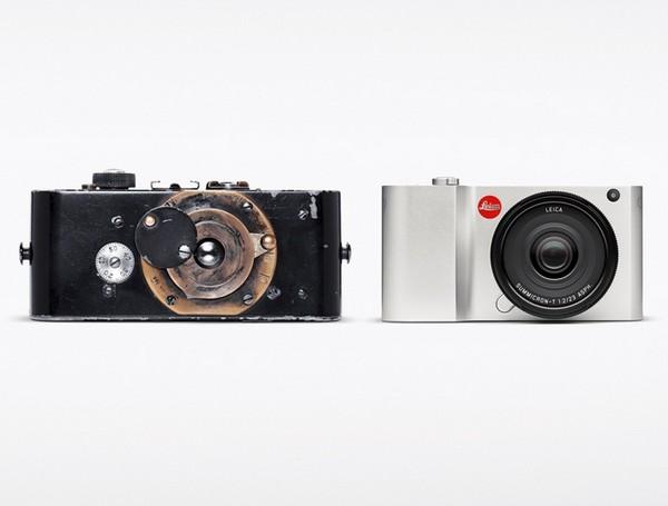 Leica T – беззеркальное будущее легендарного фотоаппарата. Источник фото: Leica AG