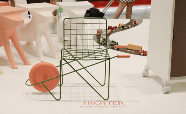 Оригинальный стул «Trotter».