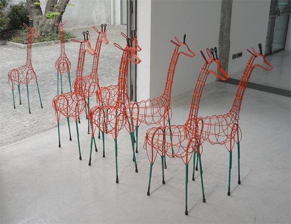 Жирафы из коллекции Animal House.