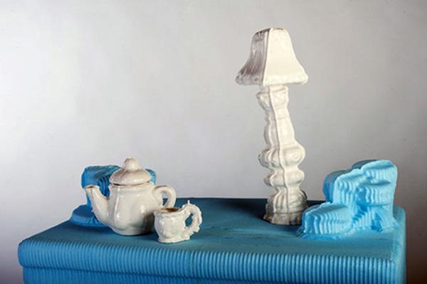 Необычная мебель от Silva Lovasová.