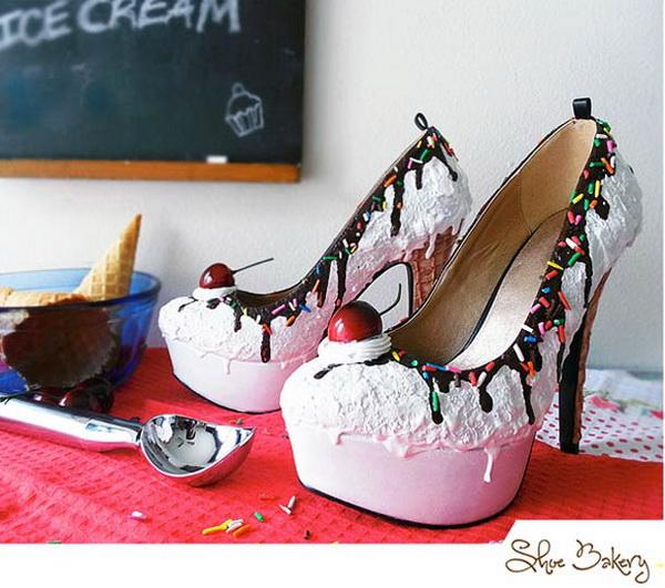 Туфли, которые хочется съесть.