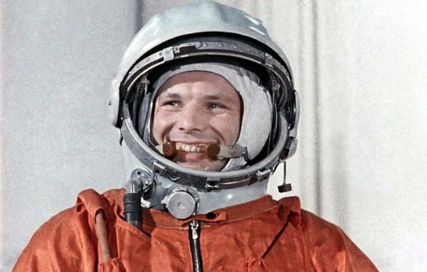 Юрий Гагарин. Источник фото: goodfon.ru