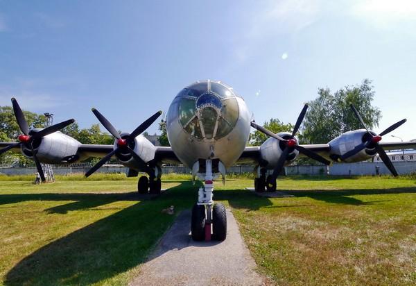 Стратегический бомбардировщик Ту-4. Источник фото: osd.ru