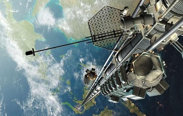 Лифт в космос от Obayashi Corporation. Источник фото: 33rdsquare.com