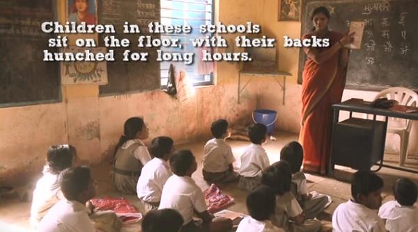 Ученики Индии.